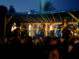 Будслав 2012. Ночной фест в палаточном городке :)
