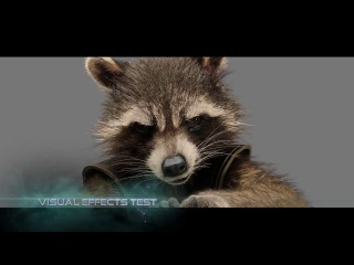 Guardians of the Galaxy Viral Video - Rocket Raccoon (2014) - Bradley Cooper